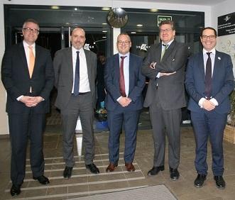 Stadler y ABB, empresas de reconocido prestigio internacional,  visitan Xabec