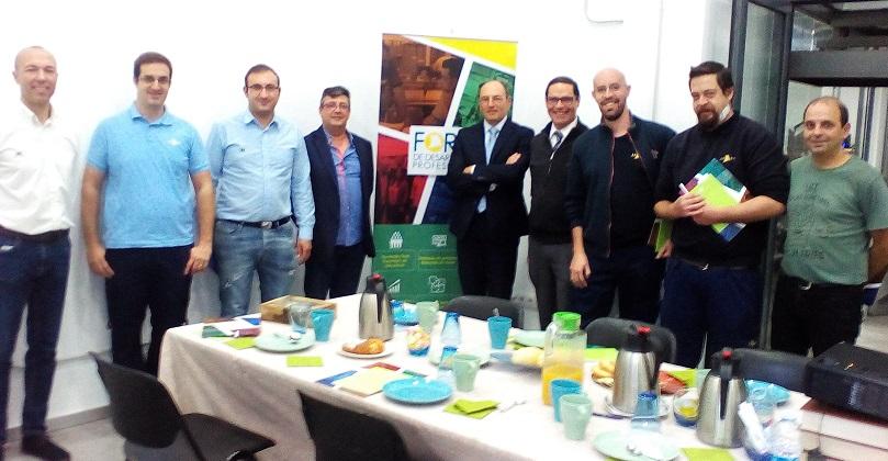 Éxito de participación en el primer desayuno networking del Foro de Desarrollo Profesional