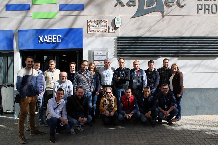 """Jefes de equipo y de producción participan en la primera edición del curso """"Formación para supervisores de primera línea"""" en Xabec"""