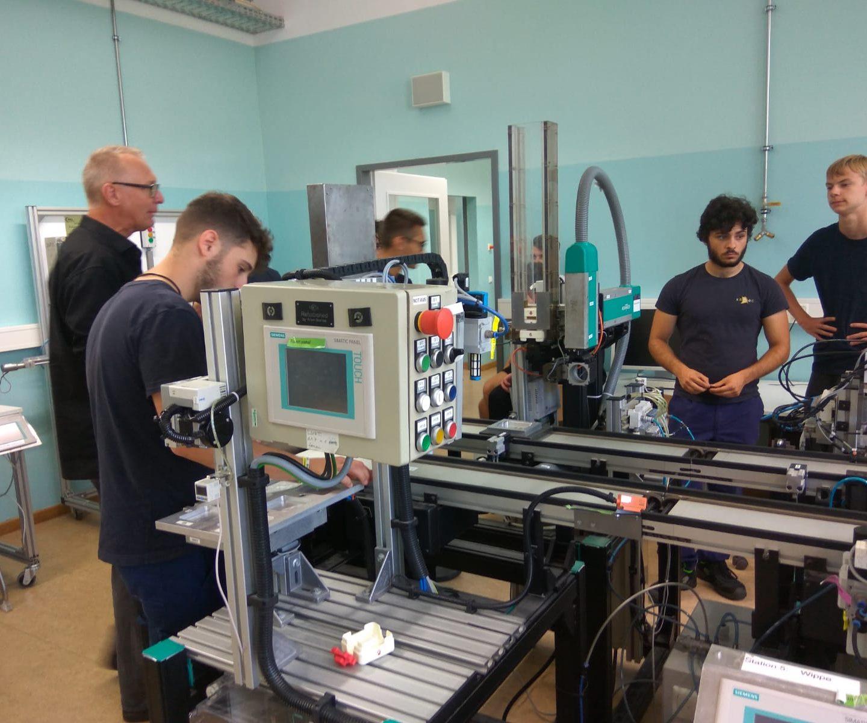 Estudiantes de Xabec amplían conocimientos en Munich