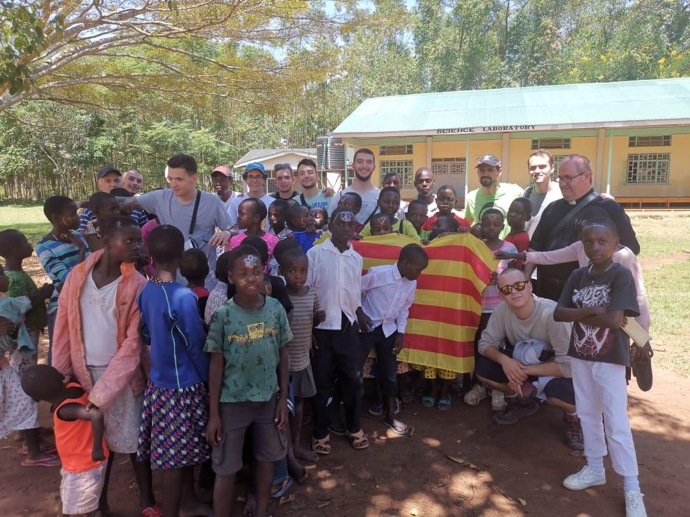 Concluye el Summer Workcamp 2019 de Xabec en Kenya