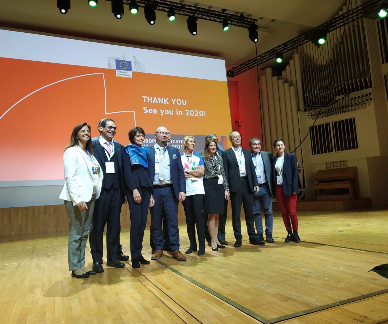 Finlandia acoge la celebración de las Skills Week 2019