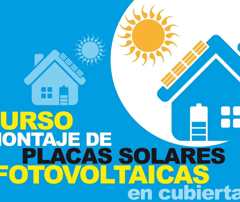 Xabec imparte un curso de «Montador de Placas Solares Fotovoltaicas en Cubierta»