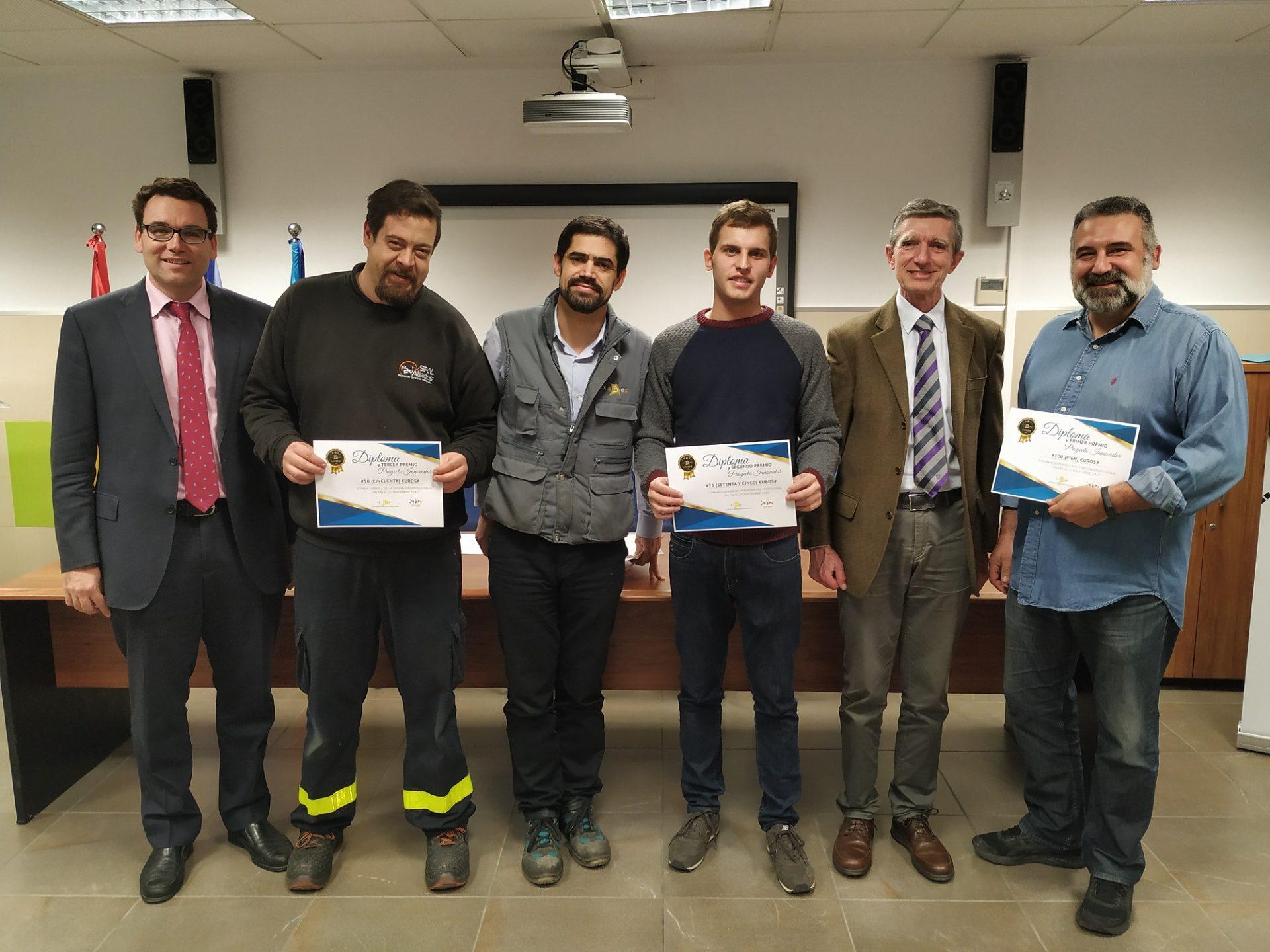 Xabec celebra su Semana Europea de la Formación Profesional con un notable éxito de participación