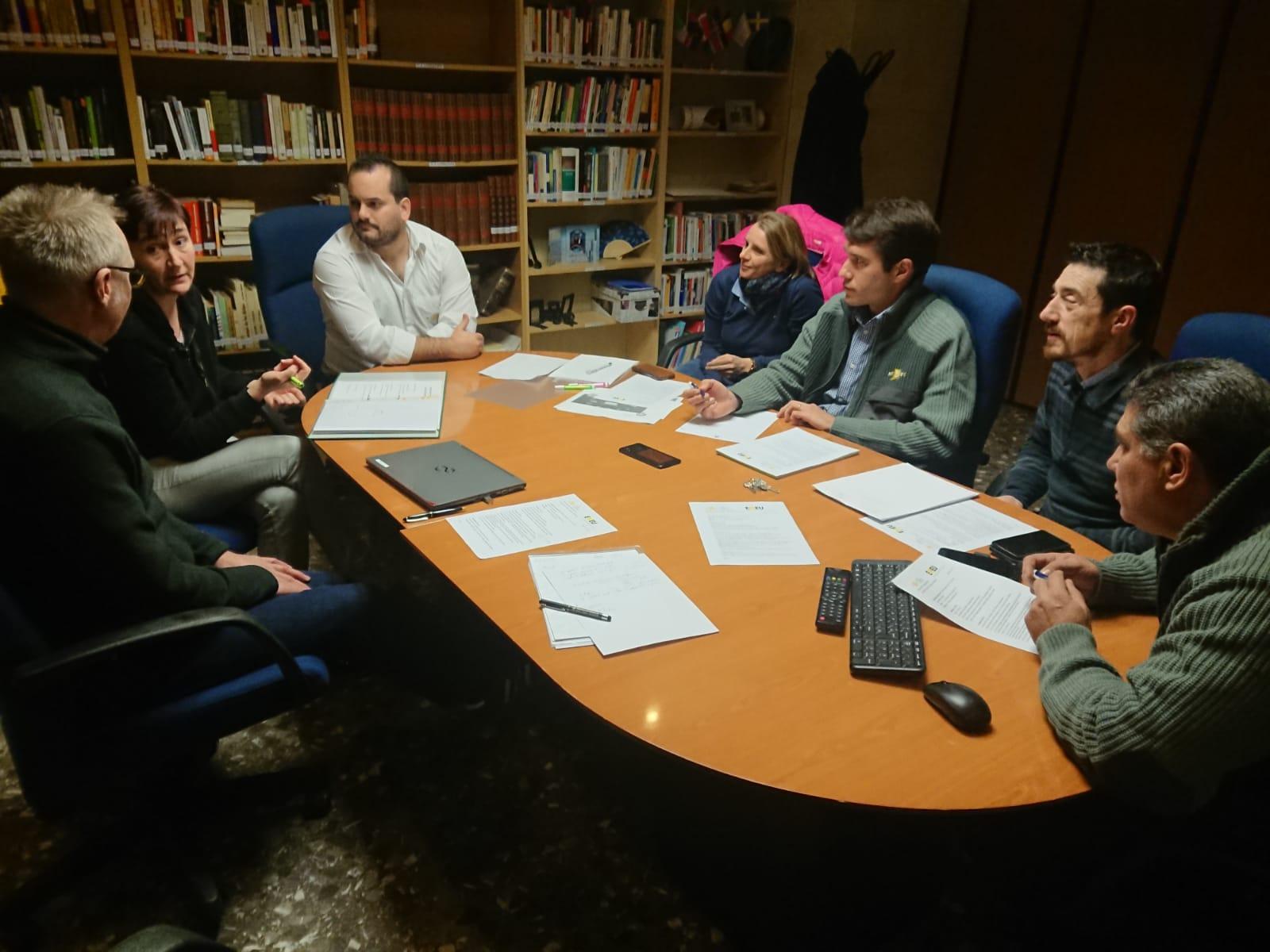 Xabec trabaja en la II Edición de su proyecto europeo INEU